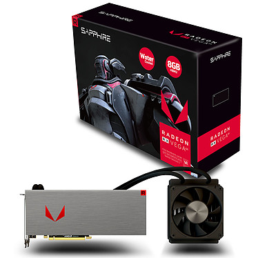 Gigabyte Radeon RX Vega 64 Watercooling 8G - Carte graphique