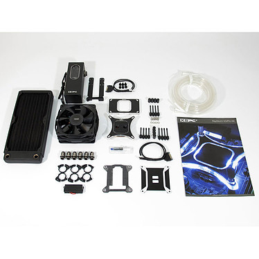 XSPC RayStorm Ion EX240 WaterCooling Kit (Intel + AMD AM4) pas cher