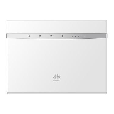 Huawei B525S-23A Blanc Routeur 4G+ Dual Band WiFi AC 300Mbps avec 4 ports Gigabit