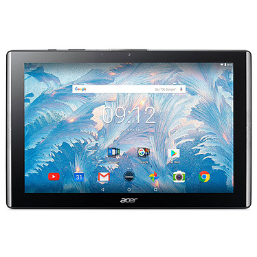 "Acer Iconia One 10 B3-A40FHD-K1ME Negro Internet Tablet - Mediatek 8167A Quad-Core (1.5 GHz) 2GB eMMC 16GB 10.1"" IPS LED Touchscreen Wi-Fi AC/Bluetooth Webcam Android 7.0"