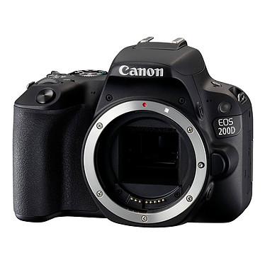 """Canon EOS 200D 24.2 MP DSLR - Pantalla táctil de 3"""" - Vídeo Full HD - Wi-Fi/NFC - Bluetooth (cuerpo desnudo)"""