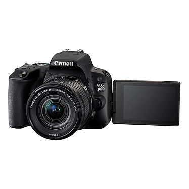 Opiniones sobre Canon EOS 200D + 18-55 IS STM