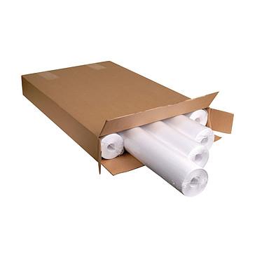 Bi-Office Chevalet de conférence laqué 70 x 100 cm + Kit magnétique + Recharge papier pas cher