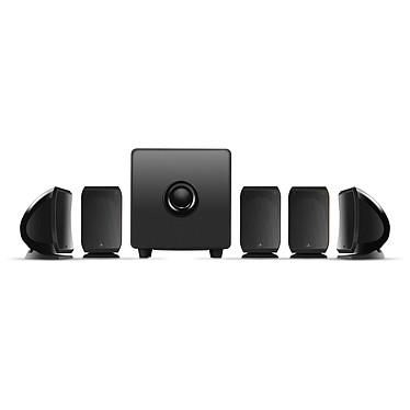 Acheter Yamaha MusicCast RX-V483 Noir + FOCAL SIB & CUB 3 JET BLACK