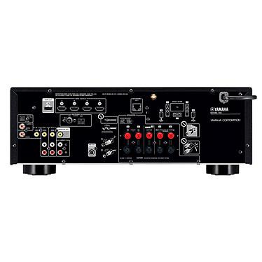 Avis Yamaha MusicCast RX-V483 Noir + FOCAL SIB & CUB 3 JET BLACK