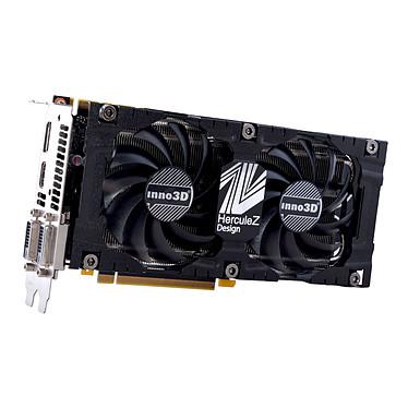 Avis INNO3D GeForce GTX 1070 X2 V4