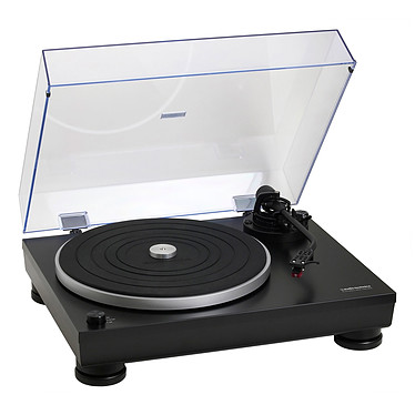 Audio-Technica AT-LP5 Negro Plataforma giratoria de vinilo de 2 velocidades (33-45 rpm)