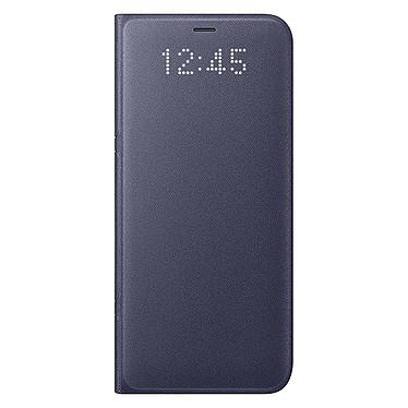 Samsung LED View Cover Lavande Samsung Galaxy Note 8 Etui à rabat avec affichage date/heure pour Samsung Galaxy Note 8