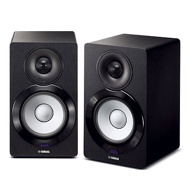 Acheter Yamaha CD-N301 Noir + NX-N500
