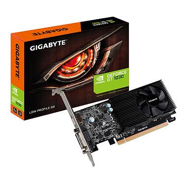 Gigabyte GT 1030 Low Profile 2G 2048 Mo HDMI/DVI - PCI Express (NVIDIA GeForce avec CUDA GT 1030)