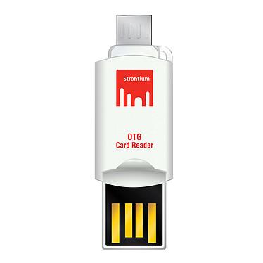 Strontium USB-OTG Card Reader