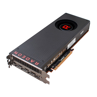Sapphire Radeon RX Vega 56 8G HBM2 8 Go HDMI/Tri DisplayPort - PCI Express (AMD Radeon RX Vega 56)