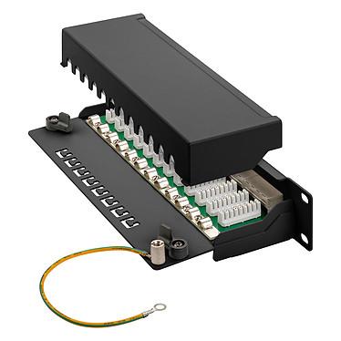 Opiniones sobre Goobay panel de conexion 10 ports STP (93796)