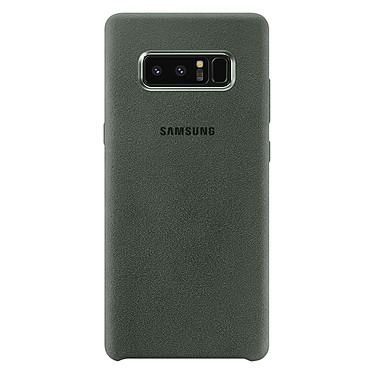 Samsung funda Alcantara Kaki Samsung Galaxy Note 8