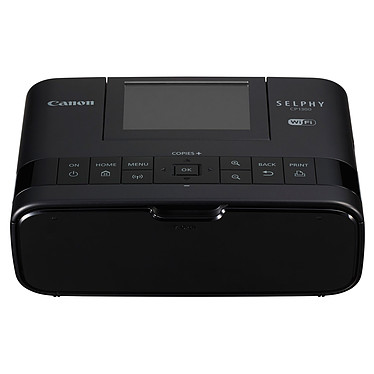 Canon SELPHY CP1300 Noir Imprimante photo (Wi-Fi / AirPlay / USB / Carte SD)