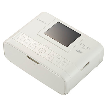 Canon SELPHY CP1300 Blanc Imprimante photo (Wi-Fi / AirPlay / USB / Carte SD)
