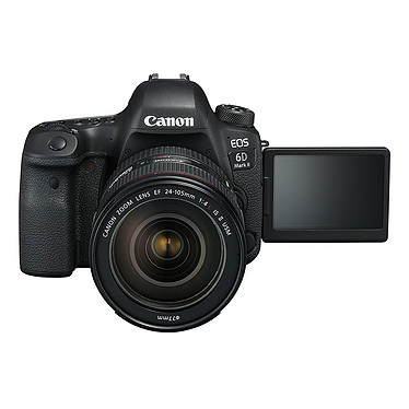Avis Canon EOS 6D Mark II + 24-105 IS STM