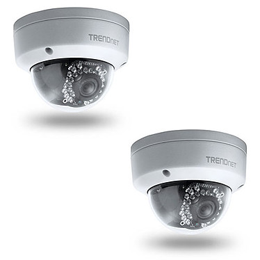 TRENDnet TV-IP311PI x 2