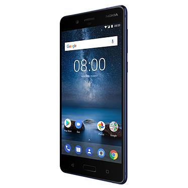 Avis Nokia 8 Bleu Trempé