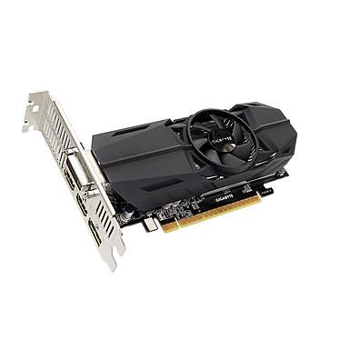 Avis Gigabyte GeForce GTX 1050 Ti OC Low Profile 4G