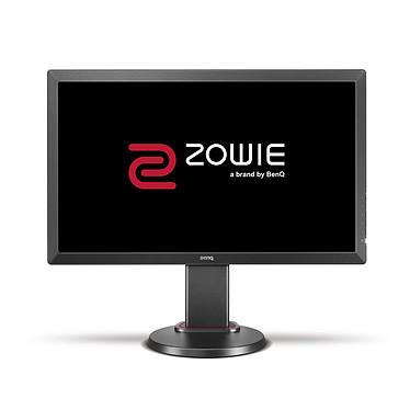 """BenQ Zowie 24"""" LED - RL2455T 1920 x 1080 pixels - 1 ms (gris à gris) - Format large 16/9 - VGA/DVI/HDMI - Noir (garantie constructeur 3 ans)"""