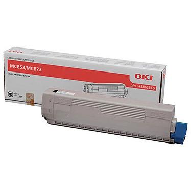 Acheter Oki MC853dn + 4 Toners (C/M/J/N) + Inapa Tecno MultiSpeed Ramettes 500 feuilles A4 80g blanc x5