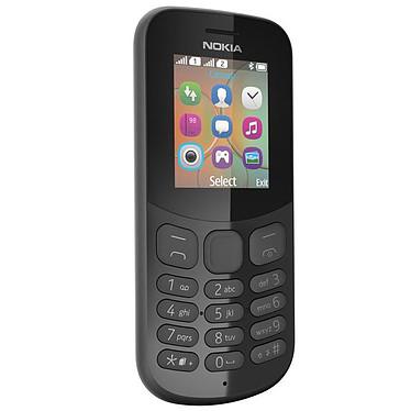 Avis Nokia 130 Dual SIM Noir (TA-1017)