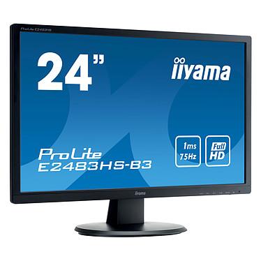 "iiyama 24"" LED - ProLite E2483HS-B3"