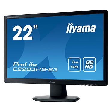 "Avis iiyama 21.5"" LED - ProLite E2283HS-B3"