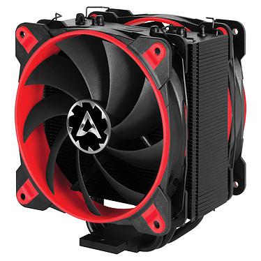 Arctic Freezer 33 eSports Edition - Rouge Ventilateur processeur (pour socket Intel 1150/1151/1155/1156/2011-v3/2066 et AMD AM4)