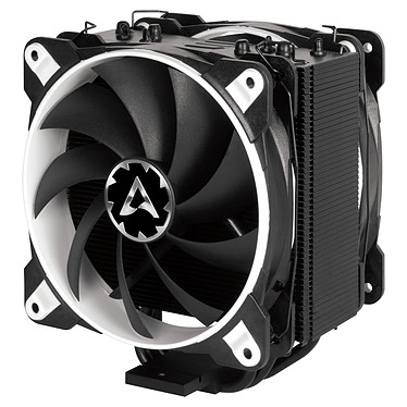 Arctic Freezer 33 eSports Edition - Blanc Ventilateur processeur (pour socket Intel 1150/1151/1155/1156/2011-v3/2066 et AMD AM4)