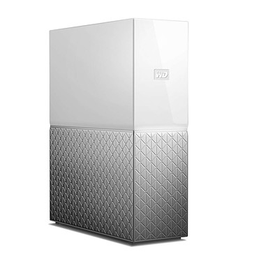 WD My Cloud Home 4 TB Servidor de almacenamiento multimedia y Cloud personal 1 ranura