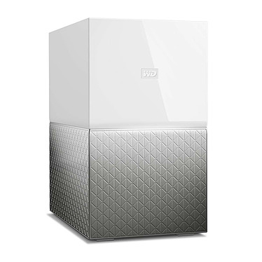 WD My Cloud Home Duo 8 To (2x 4To)