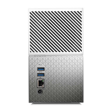WD My Cloud Home Duo 8 To (2x 4To) pas cher