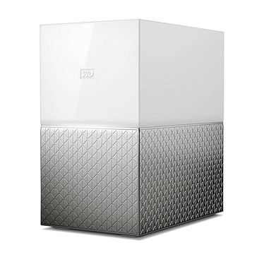 Acheter WD My Cloud Home Duo 4 To (2x 2To)