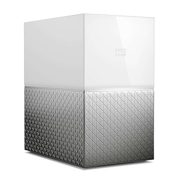 Avis WD My Cloud Home Duo 8 To (2x 4To)