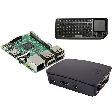 Raspberry Pi 3 Multimedia Kit (noir)