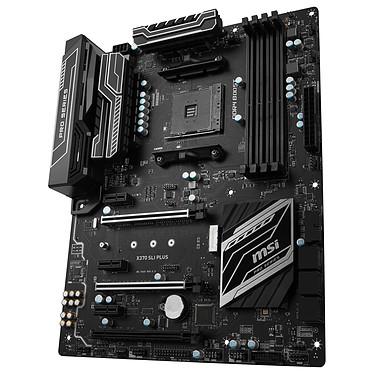 Avis Kit Upgrade PC AMD Ryzen 5 1600X MSI X370 SLI PLUS