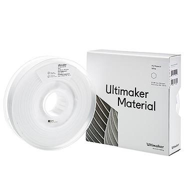 Avis Ultimaker PC Blanc 750g