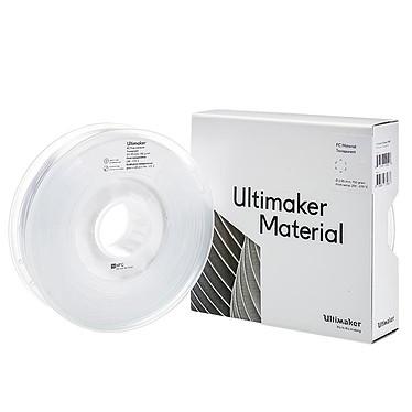 Avis Ultimaker PC Transparent 750g