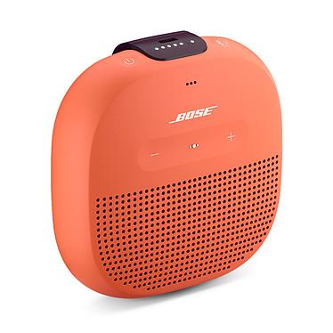 Bose SoundLink Micro Naranja Altavoz portátil inalámbrico Bluetooth resistente al agua IPX7
