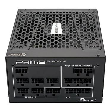 Avis Seasonic PRIME Ultra 550 W Platinum