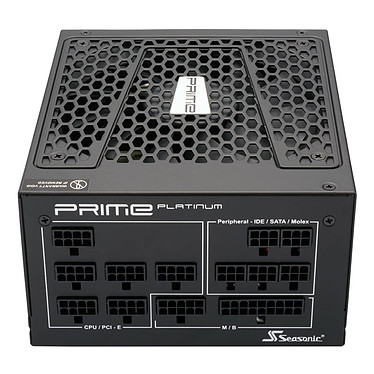 Avis Seasonic PRIME Ultra 650 W Platinum