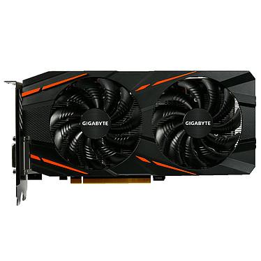 Avis Gigabyte Radeon RX580 Gaming 4G