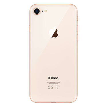Avis Apple iPhone 8 64 Go Or
