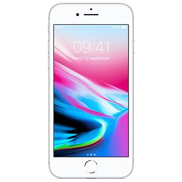 "Apple iPhone 8 128 Go Argent Smartphone 4G-LTE Advanced IP67 - Apple A11 Bionic Hexa-Core - RAM 2 Go - Ecran Retina 4.7"" 750 x 1334 - 128 Go - NFC/Bluetooth 5.0 - iOS 11"