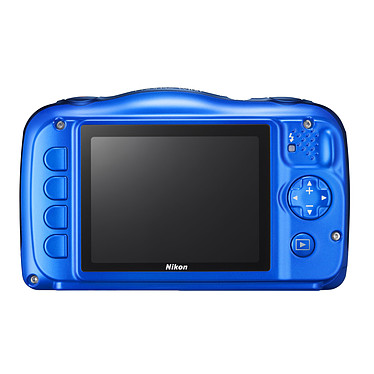 Nikon Coolpix W100 Bleu + Sac à dos pas cher
