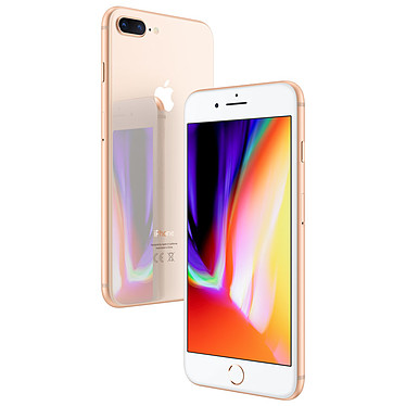 Acheter Apple iPhone 8 Plus 256 Go Or
