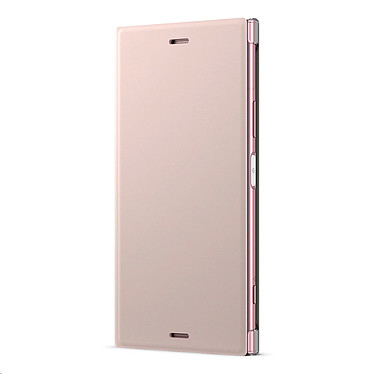 Sony Style Cover Stand Rose Xperia XZ1 Etui de protection avec fonction stand pour Sony Xperia XZ1