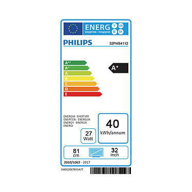 Avis Philips 32PHS4112